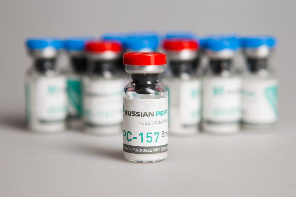 BPC-157 (5 mg) – ООО «Рашн Пептаид»