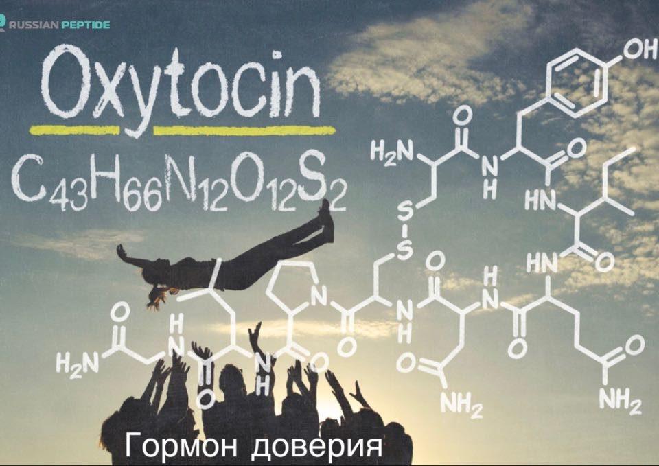 Окситоцин. Стимуляция родовой деятельности. Гормон привязанности и доверия
