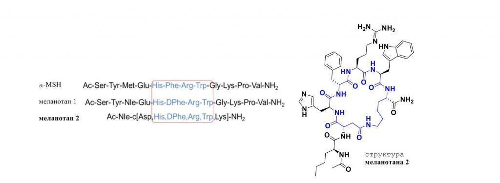 Меланотан 2 – «лекарство для Барби» или средство от рака?