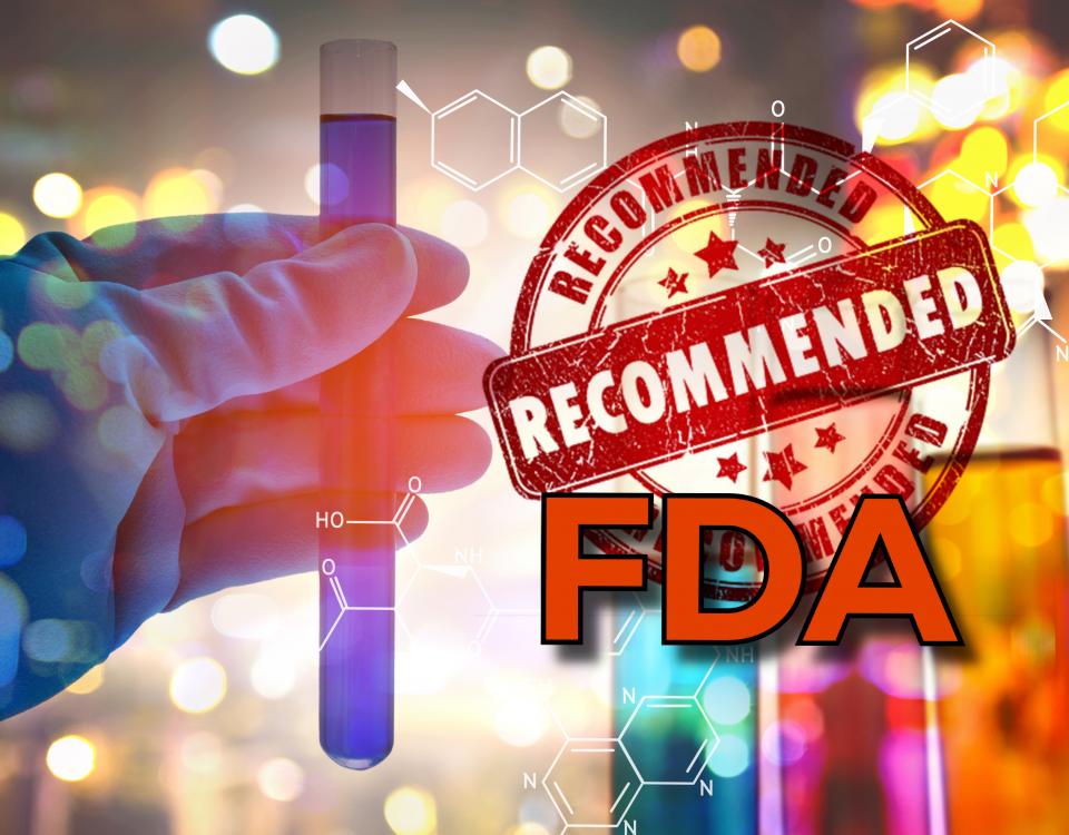 Пептиды одобренные FDA